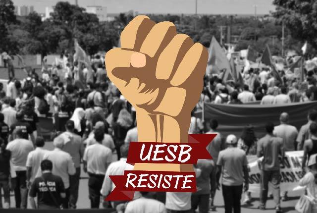Manifesto Uesb Resiste