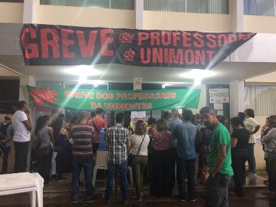 Docentes da Unimontes garantem vitórias e encerram greve