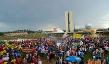 .Ocupa Brasília.