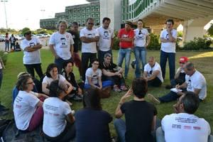 .#OcupaSEC - 15 de julho de 2015.
