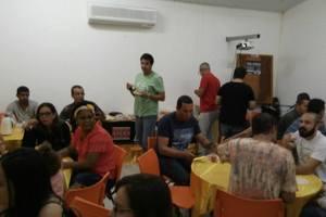 .Confraternização Dia do(a) professor(a) 2017 - Jequié.