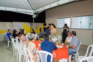 .Confraternização Dia do(a) Professor(a) 2017 - Conquista.