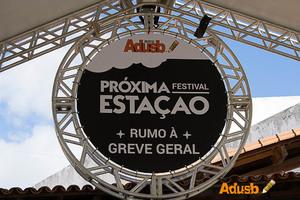 .Festival Cultural Próxima Estação .