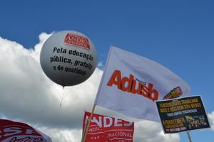 .Ocupa Brasília- 24 de maio de 2017 .