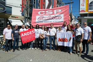 .Dia de Paralisação Conquista - 29/05/15.