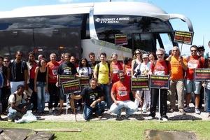 .Ocupação da ALBA - Semana de Mobilização e Luta.