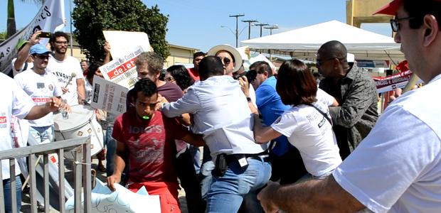 O governo Rui Costa deu mostras de que não respeita qualquer manifestação contrária aos seus interesses