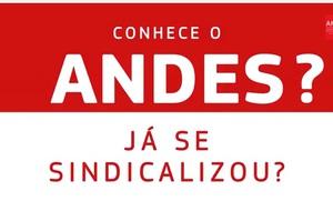 Campanha de filiação do ANDES-SN 2014