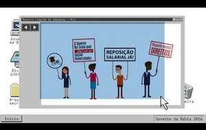 [FÓRUM DAS ADS] Governo Rui Costa (PT) desrespeita direitos trabalhistas